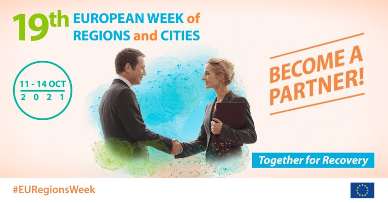 Partner up for the EURegionsWeek2021