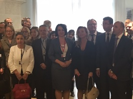 Secretary General attends meeting of Directors General for Cohesion Policy in Malta