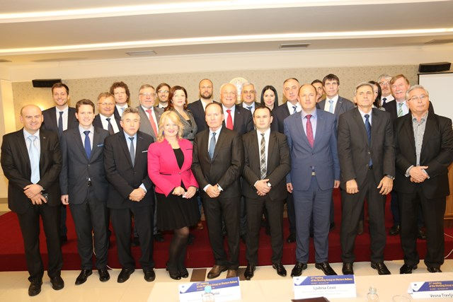 CoR Working Group for the Western Balkans met in East Sarajevo, Bosnia-Herzegovina, on 24 October