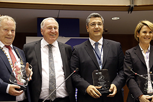 Central Macedonia, Ile-de-France and the Northern and Western Region of Ireland win award for best entrepreneurial strategies