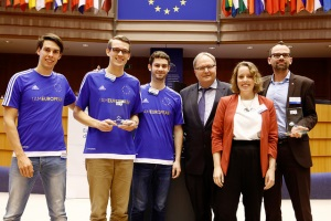 Secretary General rewards EU communication activities at Europcom