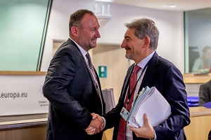 Czech Councillor Petr Osvald to chair the CoR commission for Territorial Cohesion Policy and EU Budget (COTER)