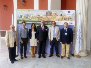 European Groupings of Territorial Cooperation (EGTCs) gather in Athens to discuss the Future of Europe