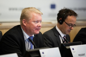 Ossi Martikainen becomes chair of NAT commission