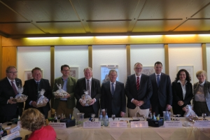 Secretary General attends 50th anniversary of the political working group Lower Bavarian Forest