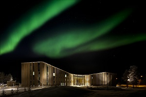 Sámi Cultural Centre in Finnish Lapland
