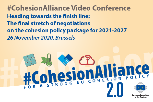 Heading towards the finish line: The final stretch of negotiations on the cohesion policy package for 2021-2027