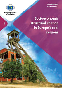 Socioeconomic structural change in Europe's coal regions