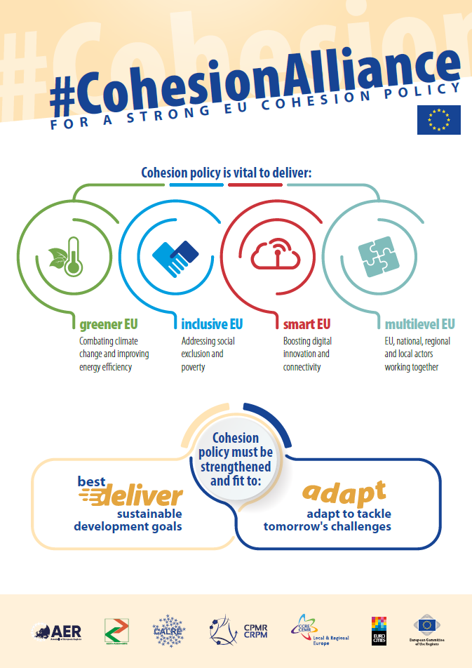 CohesionAlliance fact sheet