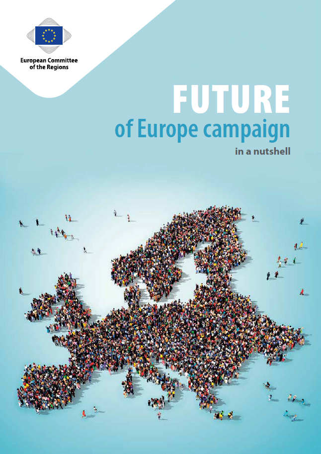 Future of Europe campaign in a nutshell