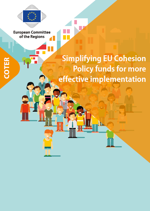 Simplifying EU Cohesion Policy funds for more effective implementation