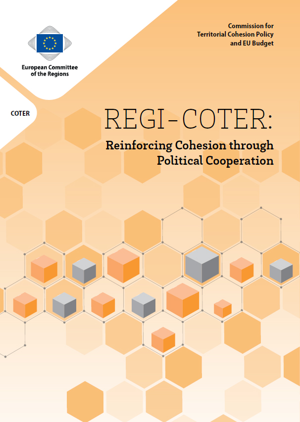 REGI-COTER, Reinforcing Cohesion through Political Cooperation