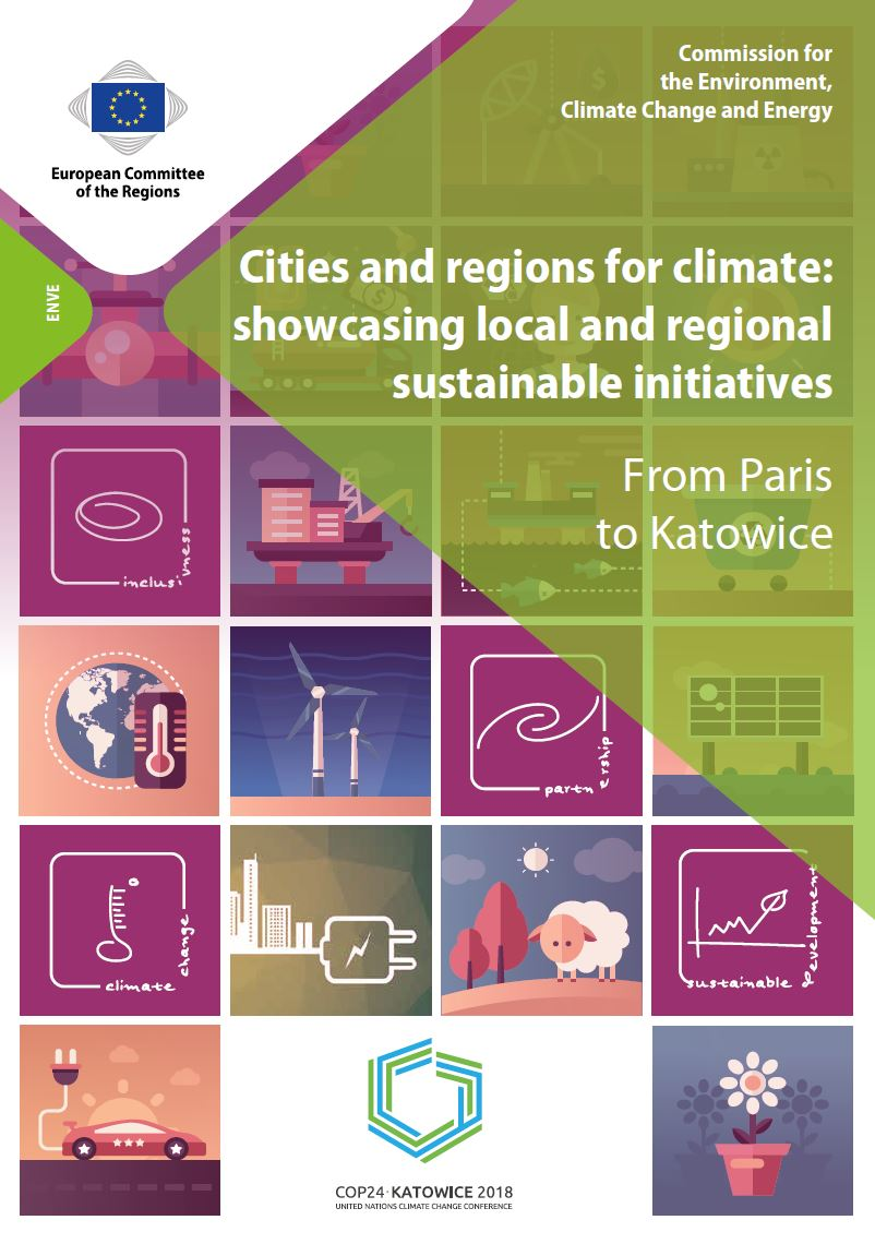 Cities and regions for climate
