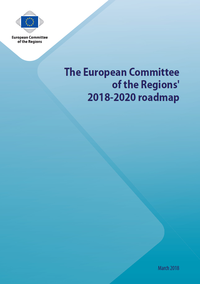 The European Committee of the Regions 2018-2020 roadmap