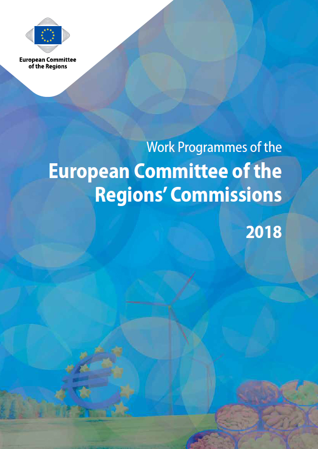 Work Programme of the European Committee of the Regions' Commissions 2018