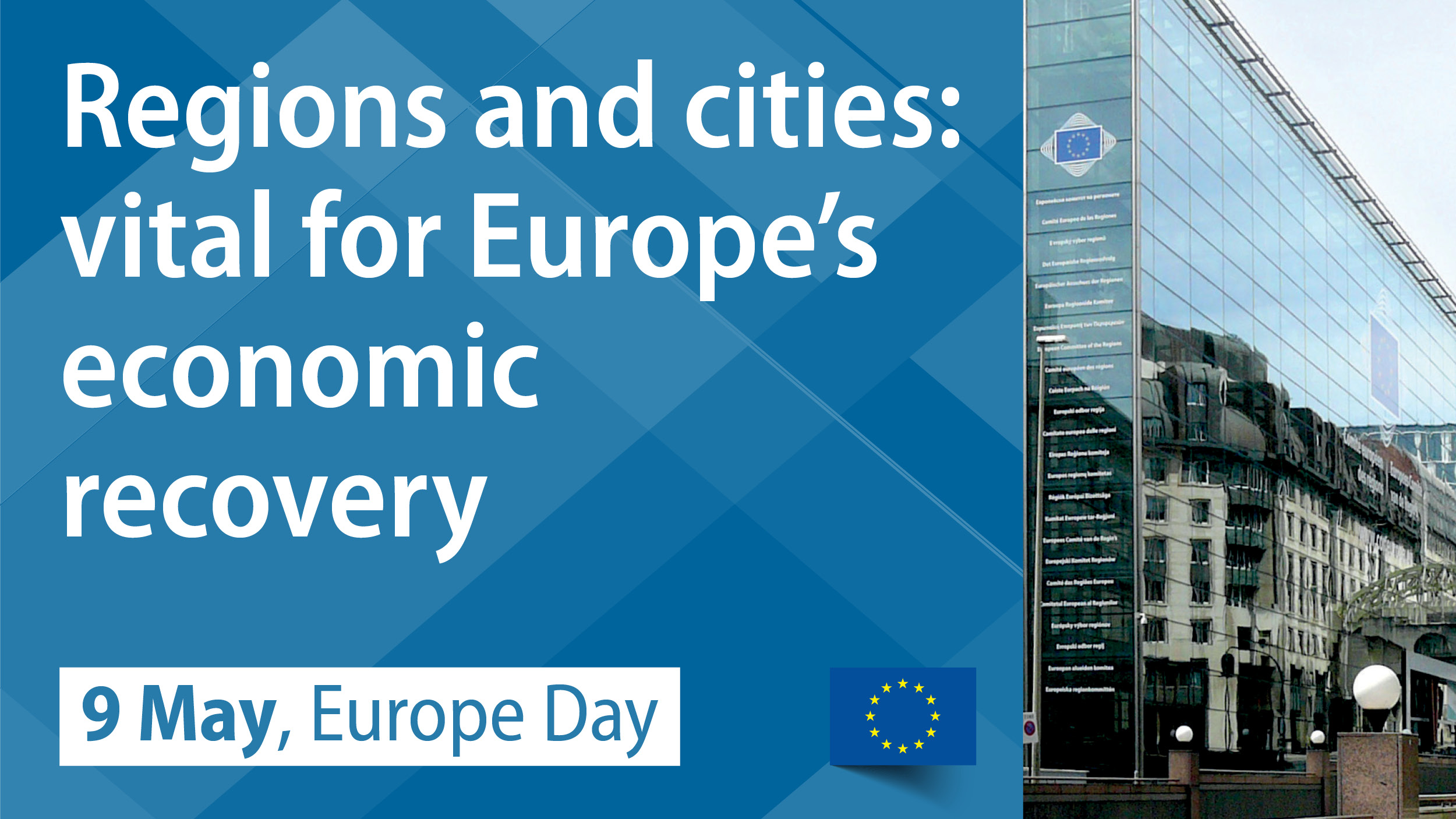 2. Regions and cities- vital for Europe's economic recovery