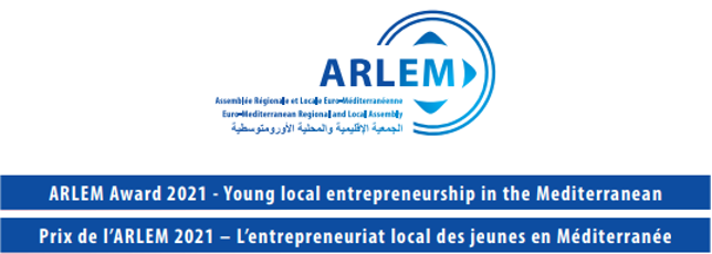 ARLEM Award 2021 - Young local entrepreneurship in the Mediterranean