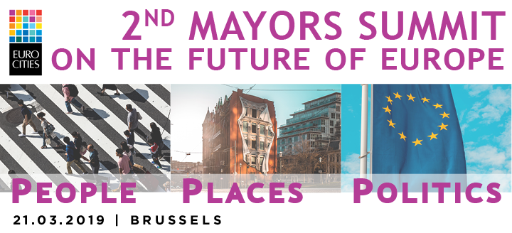 2nd Mayors Summit on the Future of Europe