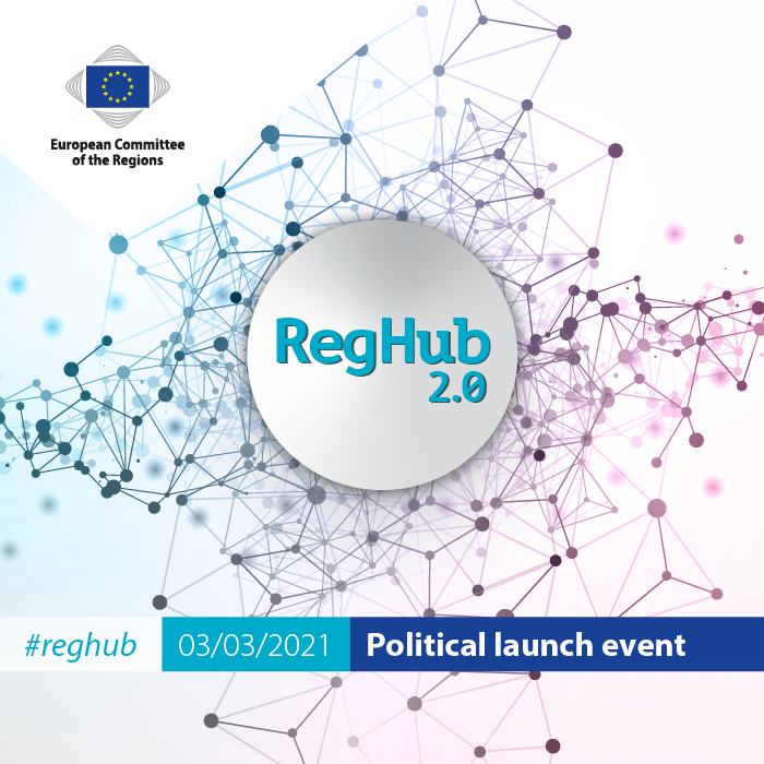 RegHub 2.0 – Political launch