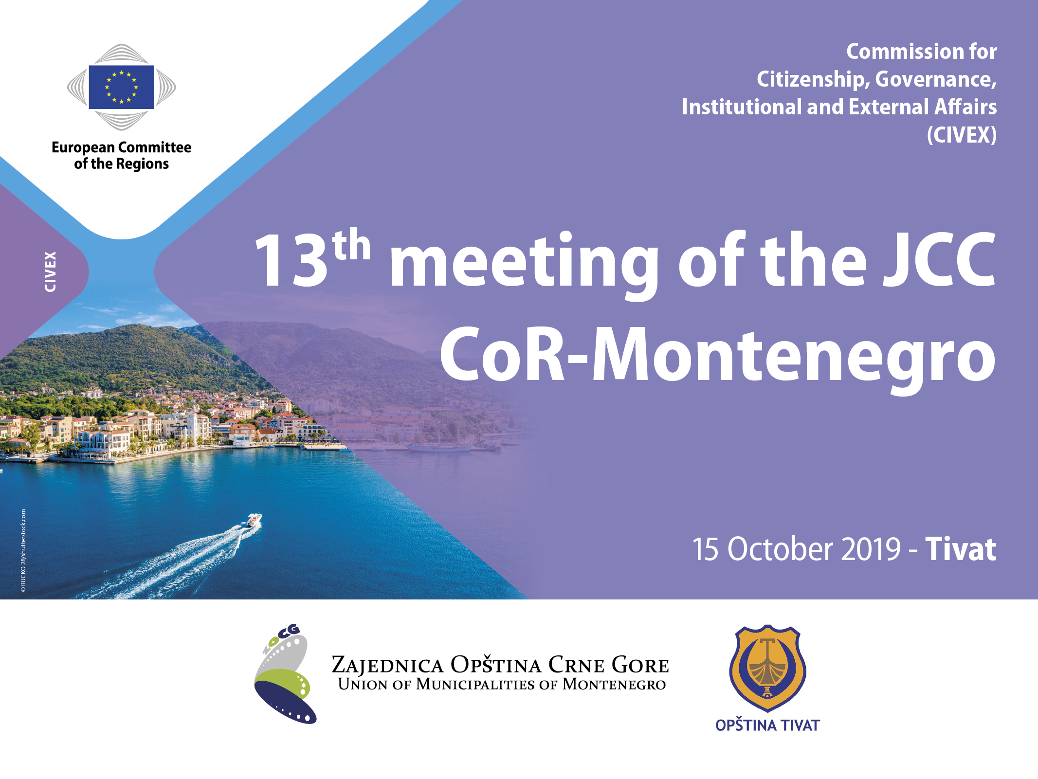 Joint Consultative Committee between the European Committee of the Regions and Montenegro