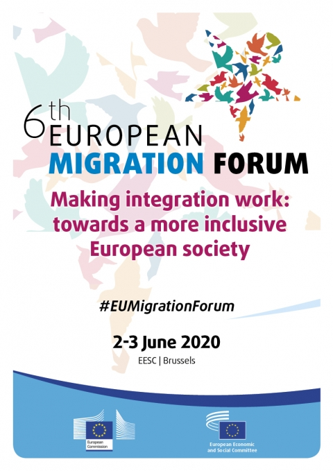 European Migration Forum: Call for expression of interest to participate – local and regional authorities
