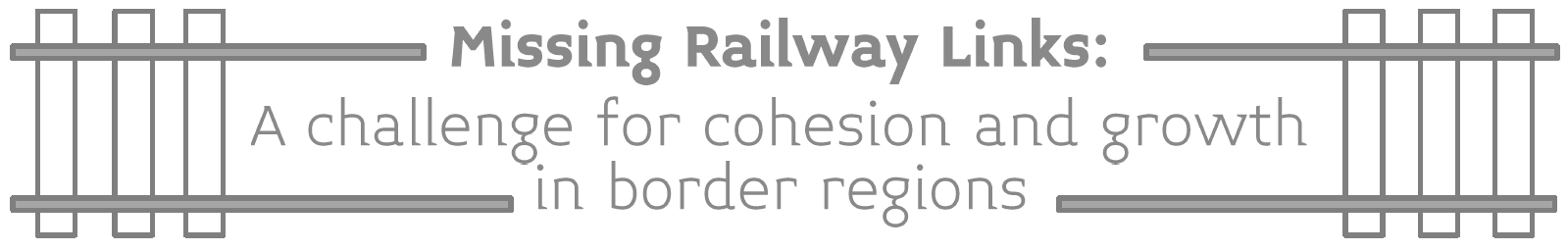 Missing Railway Links