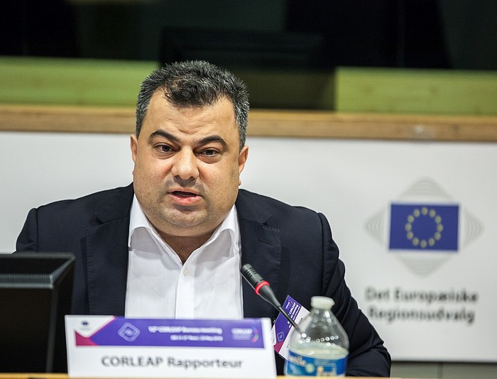 Emin Yeritsyan, CORLEAP co-chairman