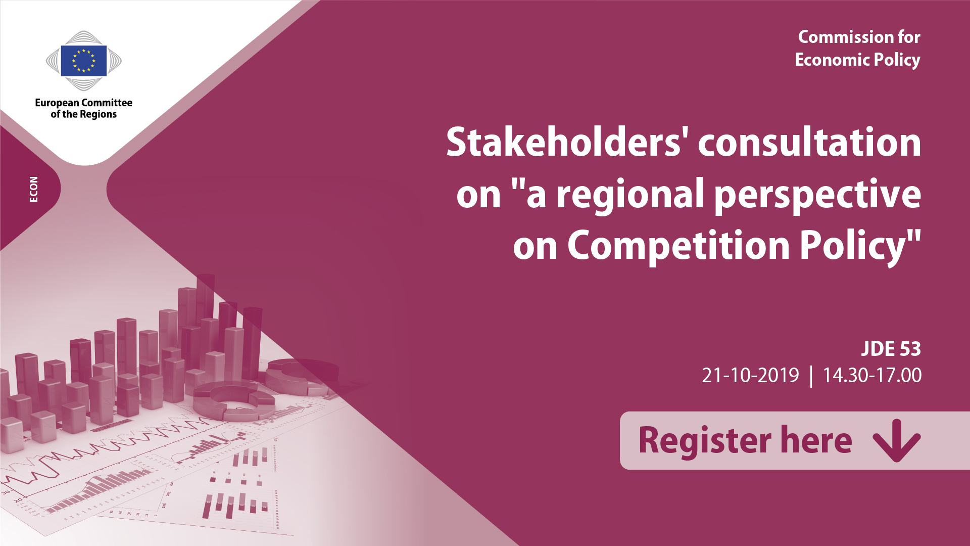 "Stakeholders' consultation on ""a regional perspective on Competition Policy"""