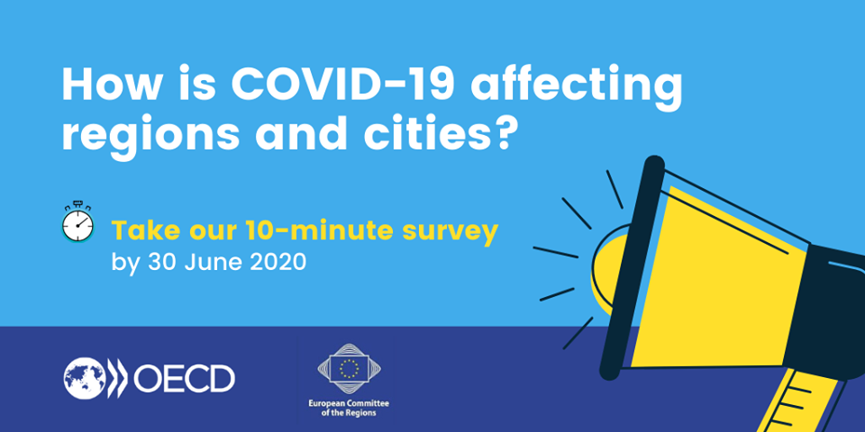 Share your experience: How is COVID-19 affecting regions and cities?