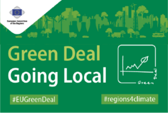 "2nd meeting of the ""Green Deal Going Local"" working group"
