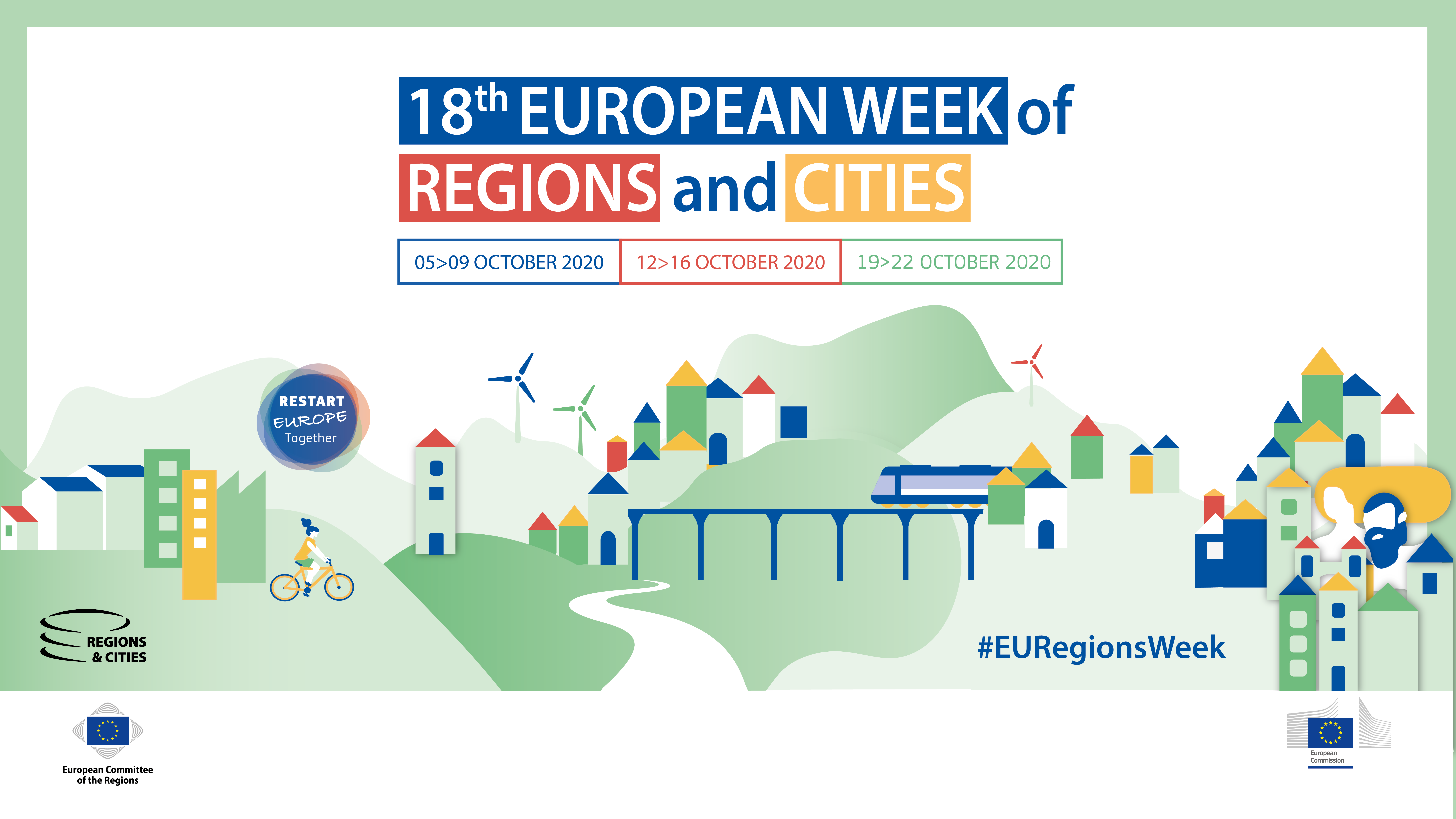 """Making your voice heard"" – RegHubs at the #EURegionsWeek"