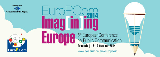 EuroPCom 2014: Imag[in]ing Europe
