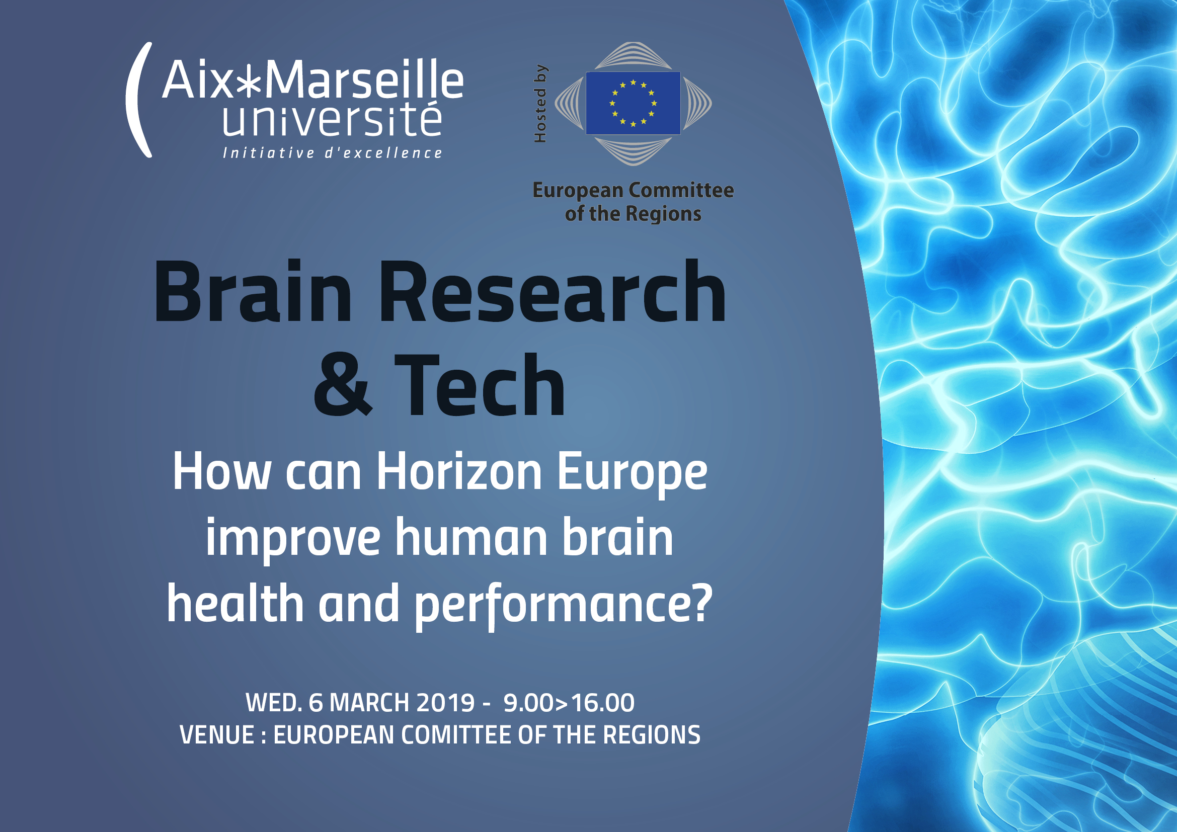 How can Horizon Europe improve human brain health and performance? A contribution to a major European challenge