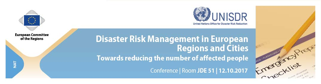 Disaster Risk Management in European Regions