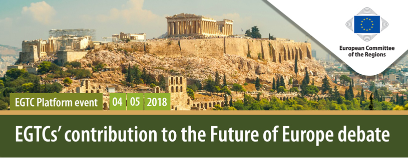 EGTCs' contribution to the Future of Europe debate