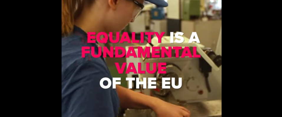 Union of equality: making Europe equal for all