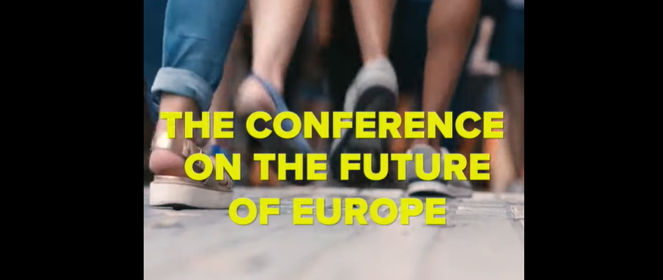 Europe is coming your way! Get ready for the Conference on the Future of Europe