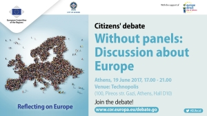 Athens Citizens' Debate on the Future of Europe