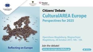 CulturalAREA Europe - Perspectives for 2025