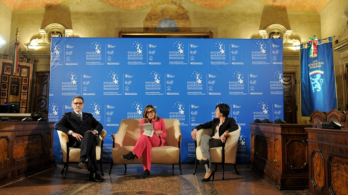 Social responsibility from a gender perspective: Event in Bologna a great success