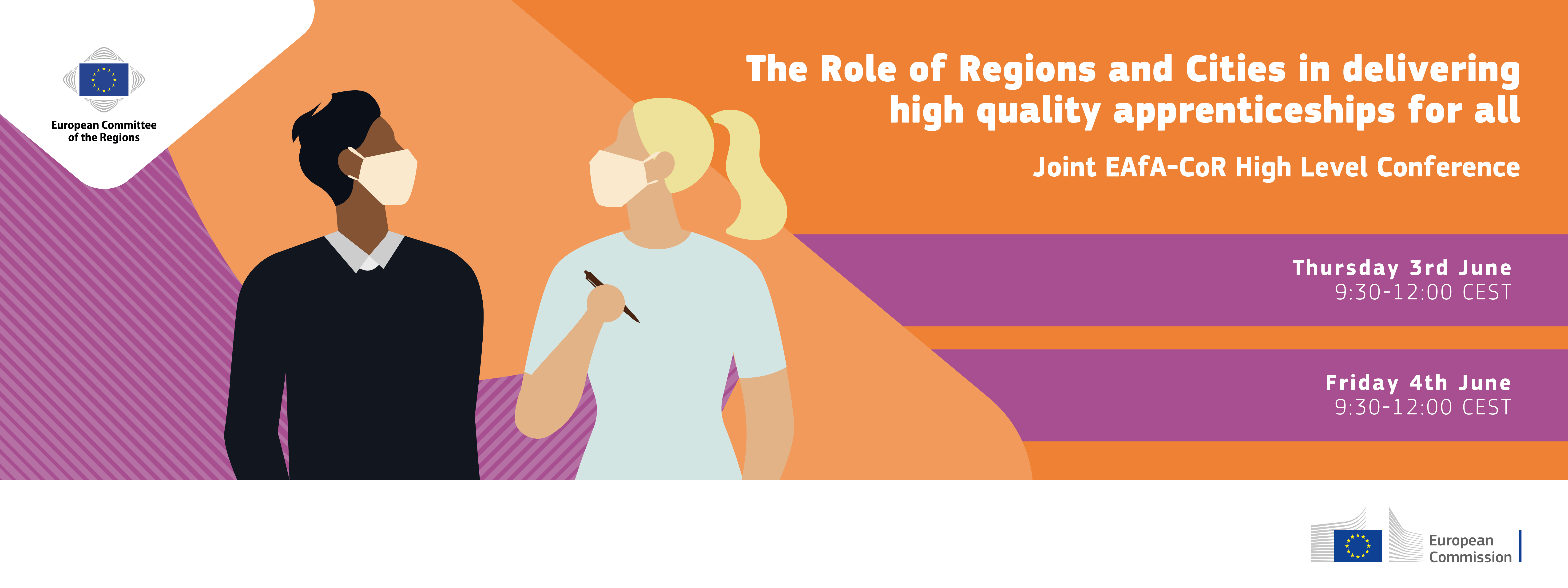 The role of regions and cities in delivering high-quality apprenticeships for all