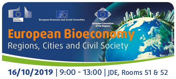 European Bioeconomy: Regions, Cities and Civil Society