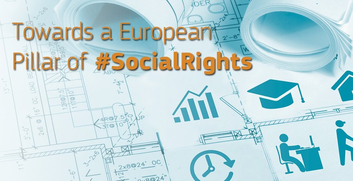 "Conference ""Delivering on the European Social Pillar: A Territorial Perspective"""