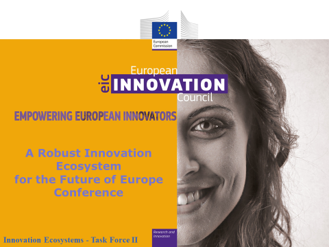A Robust Innovation Ecosystem for the Future of Europe