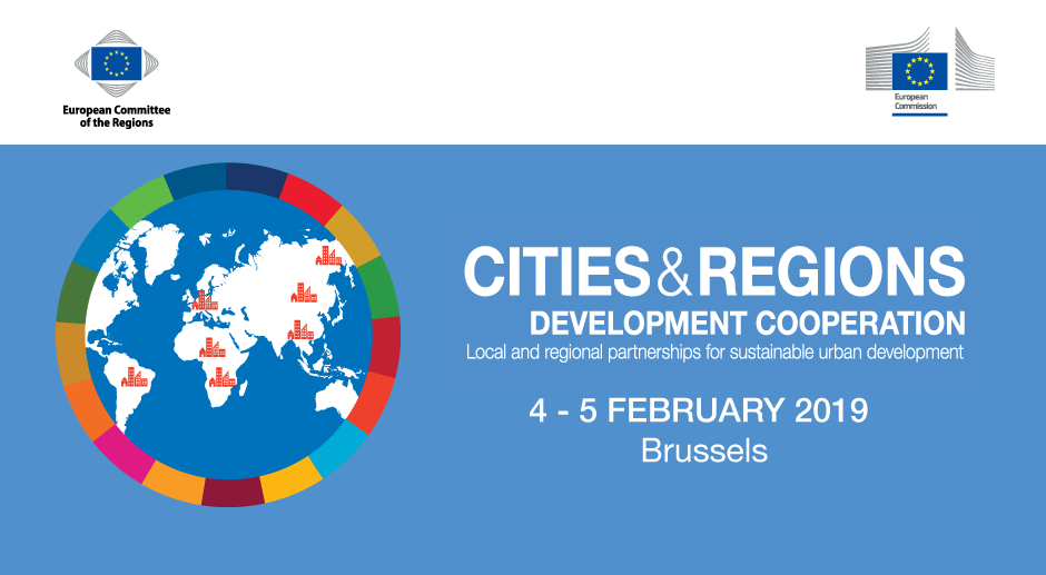Cities and Regions for Development Cooperation 2019