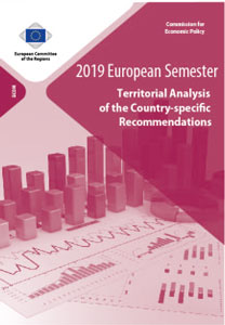 Territorial Analysis of the Country-specific Recommendations for 2019
