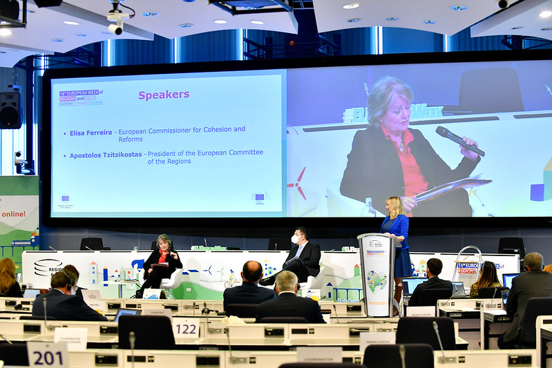COVID19: regions and cities demand simplified access to EU funds and sufficient time to invest on recovery