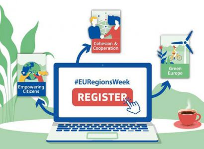 Registration to fully digital #EURegionsWeek 2020 is now open