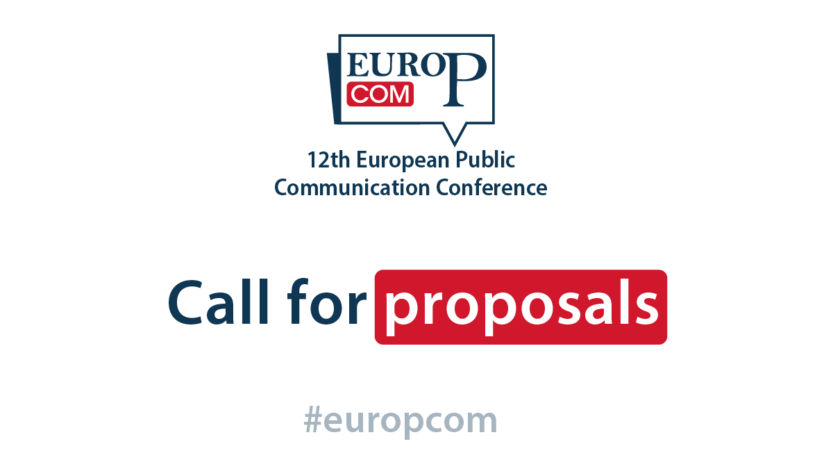 EuroPCom 2021: call for proposals is open!