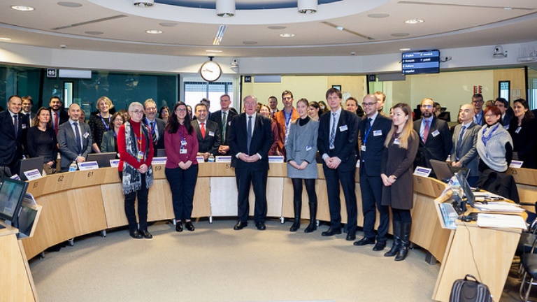 "Better EU Laws: new network of ""Regional hubs"" meets for the first time in Brussels"